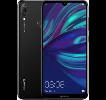 Huawei Y7 2019 DS Midnight Black obrázek