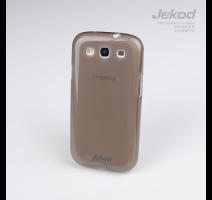 JEKOD TPU Ochranné Pouzdro Black pro Samsung i9300 Galaxy S3 obrázek