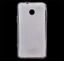 JEKOD TPU Ochranné Pouzdro White pro Huawei Y330 obrázek