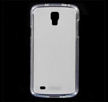 JEKOD TPU Ochranné Pouzdro White pro Samsung i9295 Galaxy S4 Active obrázek