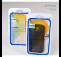 JEKOD TPU Pouzdro  Black pro Samsung i9505 Galaxy S4 obrázek