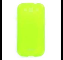 JEKOD TPU Pouzdro vč. Rámečku Green pro Samsung i9300 Galaxy S3 obrázek