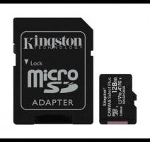 Karta paměť.microSDXC 128GB Kingston Canvas Select Plus, adapter vč poplatků obrázek