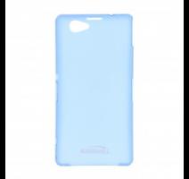 Kisswill TPU Pouzdro Blue pro Sony D5503 Xperia Z1compact obrázek