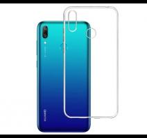 Kryt ochranný 3mk Clear Case pro Huawei Y7 2019 obrázek