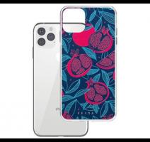 Kryt ochranný 3mk Ferya Slim case pro Apple iPhone 11 Pro Max, POMEGRANATE obrázek