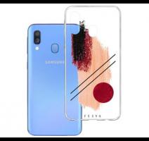 Kryt ochranný 3mk Ferya Slim case pro Samsung Galaxy A40, ABSTRACT obrázek