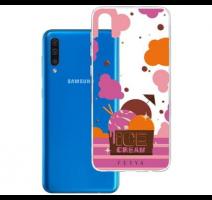 Kryt ochranný 3mk Ferya Slim case pro Samsung Galaxy A50, ICE CREAM obrázek