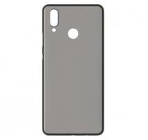 Kryt ochranný 3mk NaturalCase pro Huawei P20 Lite, transparentní černá obrázek