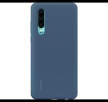 Kryt ochranný Huawei pro P30, blue silicon car  obrázek