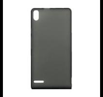 Kryt ochranný zadní Forcell Ultra Slim 0,3mm pro Huawei Ascend P7 černý obrázek