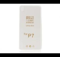 Kryt ochranný zadní Forcell Ultra Slim 0,3mm pro Huawei Ascend P7 transparent obrázek