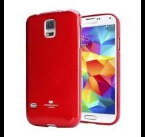 Mercury Jelly Case for Samsung i9505 Galaxy S4 Red obrázek