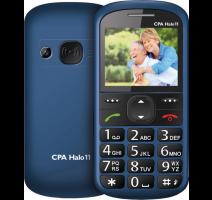myPhone 1011 SENIOR - CPA Halo 11 modrý obrázek