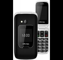 myPhone 1015 SENIOR - CPA Halo 15, černý + nabíjecí stojánek obrázek