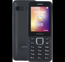 myPhone 6310 Black / černá (dualSIM) obrázek