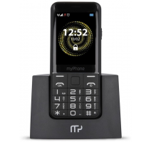 myPhone Halo Q černý obrázek