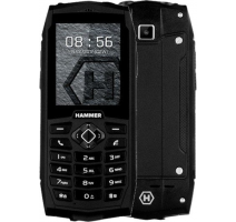 myphone HAMMER 3 Black / černý - odolný vodotěsný IP68 (dualSIM) obrázek