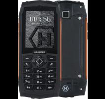 myphone HAMMER 3 Orange / oranžový - odolný vodotěsný IP68 (dualSIM) obrázek