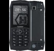 myphone HAMMER 3 Silver / stříbrný - odolný vodotěsný IP68 (dualSIM) obrázek