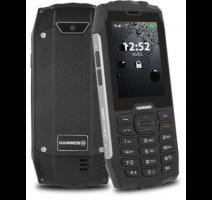 myphone HAMMER 4 Silver / stříbrný - odolný vodotěsný IP68 (dualSIM) obrázek