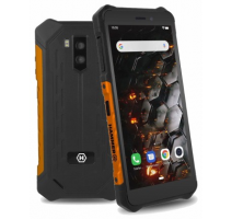 myPhone HAMMER IRON 3 LTE 32GB/ 3GB Orange, odolný IP68 (dualSIM) obrázek