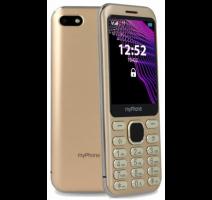 myPhone Maestro DS Gold / zlatá (dualSIM) obrázek
