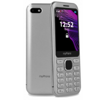 myPhone Maestro DS Silver / stříbrná (dualSIM) obrázek