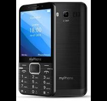 myPhone UP Black / černá (dualSIM) obrázek