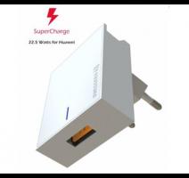 Nabíječ cestovní SWISSTEN 1x USB pro Huawei SUPER FAST charger 22,5W, bílá obrázek