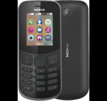 Nokia 130 SS Black 2017 obrázek