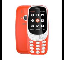 Nokia 3310 2017 Warm Red CZ distribuce (bazar) obrázek