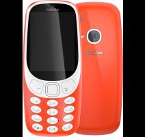 Nokia 3310 DS Red (dualSIM) 2017 obrázek