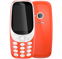 Nokia 3310 SS Red (singleSIM) 2017 obrázek