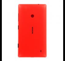 Nokia Lumia 520 Red Kryt Baterie (EU Blister)  obrázek