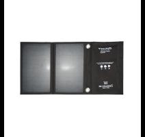 Panel solární Viking S-1, 10 W, černá obrázek