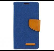 Pouzdro Canvas pro Huawei Y635 modrá (BULK) obrázek
