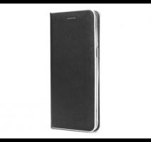Pouzdro Forcell Luna Book Silver pro Apple iPhone 12, 12 Pro, černá obrázek