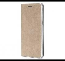 Pouzdro Forcell Luna Book Silver pro Apple iPhone 12, 12 Pro, zlatá obrázek
