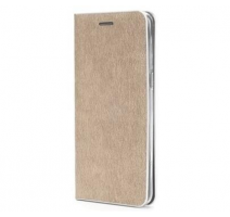Pouzdro Forcell Luna Book Silver pro Apple iPhone 12 mini, zlatá obrázek