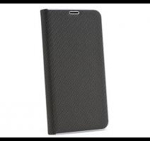 Pouzdro Forcell Luna Carbon pro Apple iPhone 12 mini, černá obrázek