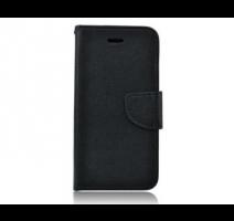 Pouzdro typu kniha pro Samsung G388F Galaxy Xcover 3 black/černá (BLISTR) obrázek