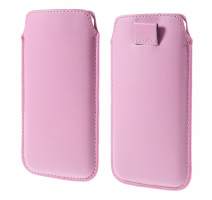 Pouzdro univerzal kapsička 13x7 cm pink or white  obrázek
