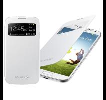 Samsung  Flip Pouzdro pro S4 i9500 White obrázek