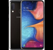 Samsung Galaxy A20e SM-A202 DS Black obrázek