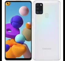 Samsung Galaxy A21s 4GB/128GB White obrázek