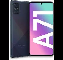 Samsung Galaxy A71 A715F Dual SIM Crush Black obrázek