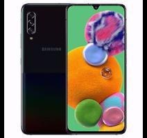 Samsung Galaxy A90 5G 6GB/128GB Dual SIM Black obrázek