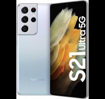 Samsung Galaxy S21 Ultra 5G G998B 12GB/256GB Silver obrázek