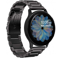 Samsung Galaxy Watch Active 2 40mm SM-R830 Stainless Steal Black obrázek